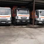 Camion de livraison adapté à votre domicile