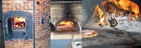 Four de boulanger | Foyer de cuisson | Pizza au feu de bois