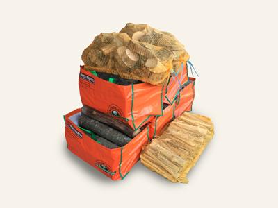 Pack bois chauffage 15 jours