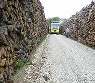 Le séchage du bois de chauffage Ballancourt