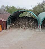 Le libre service du bois de chauffage dans les Hauts-de-Seine Chaville
