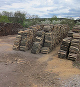 Séchage du bois de chauffage Chaville